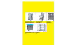 Type SAP-1 - Special Waste Container Brochure