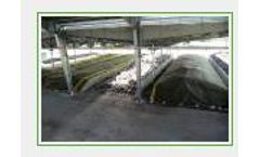 Waste Treatments Plants for Bio-Drying