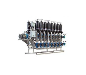 Automatic Turbo Disc Ful Flow Systems