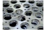 Stainless Steel Housings With Ceramic Membranes