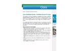 Shaftless Spirals & Liners Brochure (PDF 386 KB)
