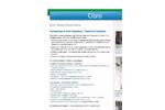 Screenings & Grit Handling Systems Brochure (PDF 529 KB)