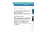 Wash Press Screw Compactor Brochure (PDF 369 KB)