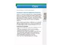 AccuBubble™ Electronic Gas Mixer Monitoring Brochure (PDF 385 KB)