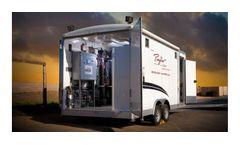 Mobile Pilot Filter Laboratory