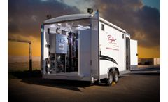 Mobile Pilot Laboratory Testing Services