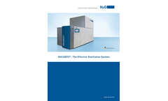 VACUDEST - The Effective Distillation System - Brochure