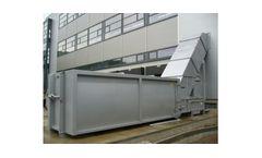 Bruns - Model UP 1800 - Stationary Compactor