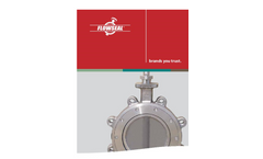 Flowseal - High Performance Butterfly Valve Brochure
