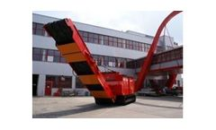 Frantoio Mobile A Martelli Fm-9000.20 Agri World Srl Crusher Crushing Plant-Video