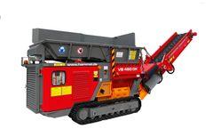 HAMMEL - Model VB 450 - Primary Shredder