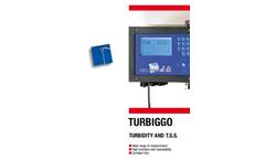 TURBIGGO - On-Line Turbidity Meter - Brochure