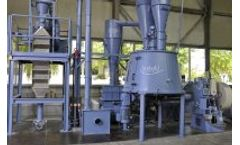 Recycling with Herbold Granulators and Pulverizers for the Plastics Industry