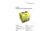 JCT - Model JCL-300 - Gas Conditioning Unit - Brochure