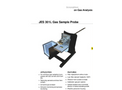 JCT - Model JES-301L - Gas Sampling Probe