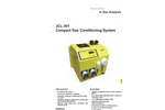 JCL-301 Compact Gas Conditioning System Datasheet