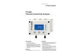 JCT - Model FTC300 - Thermal Conductivity Analyser - Datasheet