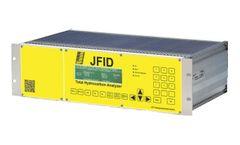 JCT - Model JFID-ES THC/VOC - Total Hydrocarbon Analyzer