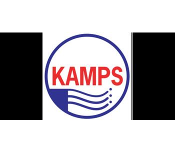 Kamps - Dredging Pontoons for Ponds and Lagoon