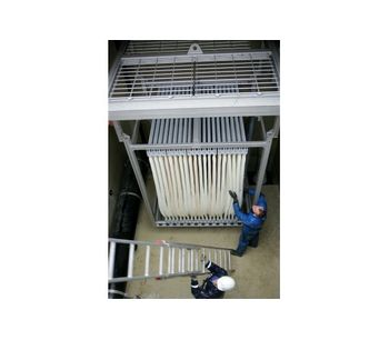 ZeeWeed - Outside-In Ultrafiltration Membrane System