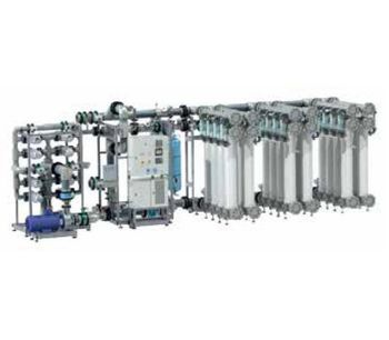 Inside-Out Ultrafiltration Membrane System-1
