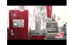 Compact 380 VZT - Electric Cables Recycling Video