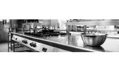 Solutions for water treatment in the food industry
