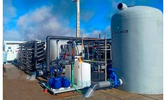 Salher installs its latest high flow water treatment system in Portugal