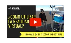 Salher is committed to virtual reality to innovate its services