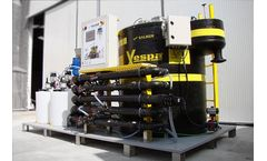 SALHER - Model Vespa DAF - Dissolved Air Flotation Unit