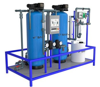 Compact Water Purification Plants through Filtration with Active Carbon-1