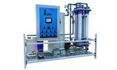 SALHER - Model SAL-CLPH - Automatic Chlorination System with Sodium Hypochlorite and pH Adjustment