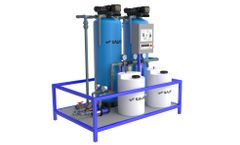SALHER - Model PUR-EDI - Compact Drinking Water Treatment Plants
