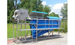 SALHER - Model PPC - Compact Pretreatment Plant
