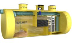 SALHER - Model Class I - Hydrocarbon Coalescence Separators