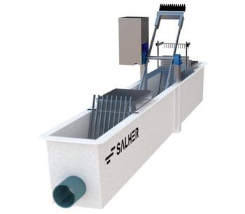 SALHER - Model CD-MA-RAC - Semi-automatic Screening Systems