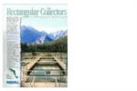 Amwell - Rectangular Collectors - Brochure