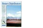 Amwell - Rotary Distributors - Brochure