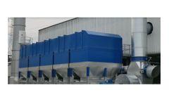 airprotech - Model RTO - Regenerative Thermal Oxidizer