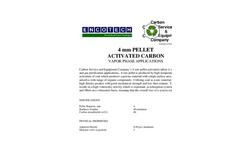 4mm Pellet Activated Carbon Brochure