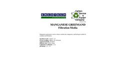 Manganese Greensand Filtration Media Brochure