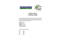 Well Pack Filtration Media Brochure