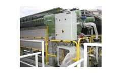 Filtration plants for solid-liquid separation and dewatering of treated effluents for chemical/pharmaceutical industry