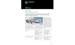 Noggerath - Model SCD - Screenings Spiral Compactor Brochure