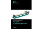 Diemme - Model ITA - Filtration Side Beam Automat Filter Press Brochure