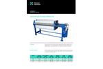 Diemme - Model KE - Filtration Side Beam Filter Press  Brochure