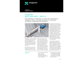 Noggerath - Model NSI-T / NSI/D-T - Spiral Sieve Screen Brochure