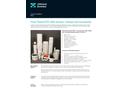 Johnson Screens - PVC Casing, Drop Pipe & Screens Brochure