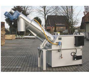 Noggerath - Model NSI-T / NSI/D-T - Spiral Sieve Screen