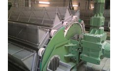 Geiger - Centre-Flow Travelling Band Screens